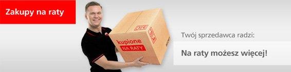 Oferujemy sprzedaż produktów na raty